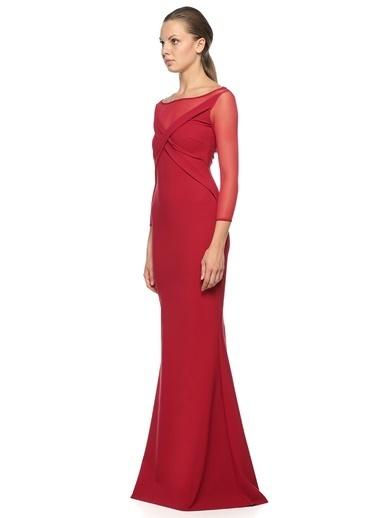 Chiara Boni Elbise Kırmızı